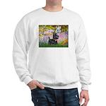 Garden (Monet) - Scotty Sweatshirt