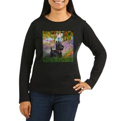 Garden (Monet) - Scotty T-Shirt