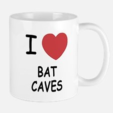 I heart bat caves Mug