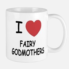 I heart fairy godmothers Mug