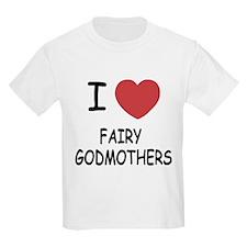 I heart fairy godmothers T-Shirt