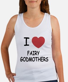 I heart fairy godmothers Women's Tank Top
