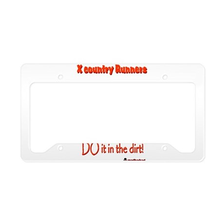 X Country Runner Do it 6000.png License Plate Hold