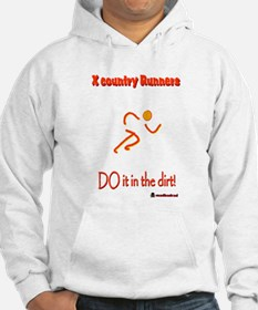 X Country Runner Do it 6000.png Hoodie