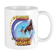 Horse Power Orb Mug