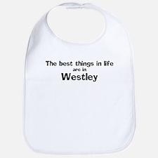 Westley: Best Things Bib