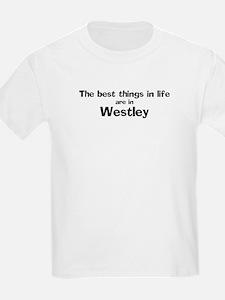 Westley: Best Things Kids T-Shirt