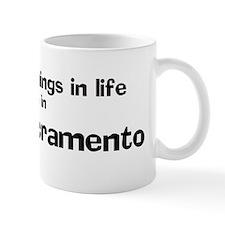 West Sacramento: Best Things Mug