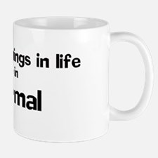 Thermal: Best Things Mug