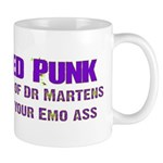 Retired Punk Mug