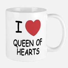 I heart queen of hearts Mug