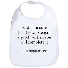 Philippians 1:6 Bib