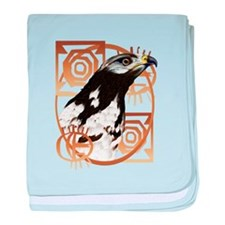 A Bird Of The Serengeti Trans.png baby blanket