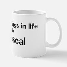 Temescal: Best Things Mug
