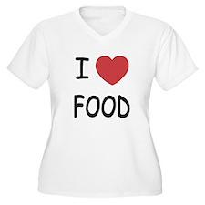 I heart food T-Shirt