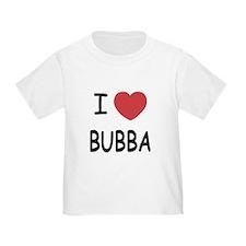 I heart Bubba T