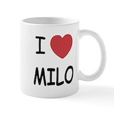 I heart Milo Mug