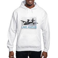 Aircraft Lake Amphibian Hoodie
