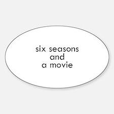 sixseasonsandamovie six seasons and a movie commun