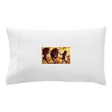 Beauty, Strength, Wisdom.png Pillow Case
