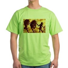 Beauty, Strength, Wisdom.png T-Shirt