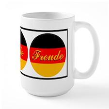 German 3 Wishes Mug