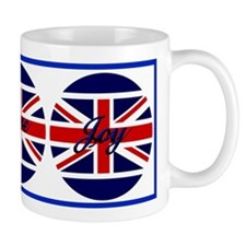 British 3 Wishes Mug