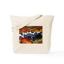 MarbledSalamander.png Tote Bag