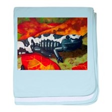MarbledSalamander.png baby blanket