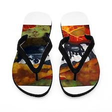 MarbledSalamander.png Flip Flops