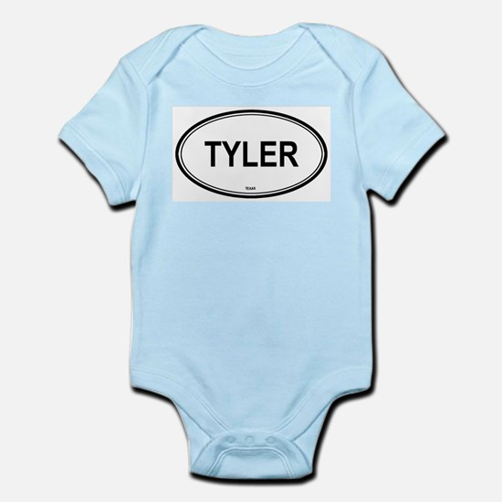 Tyler (Texas) Infant Creeper