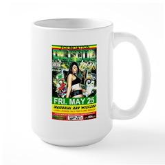 FOUNDATION REGGAE FRIDAYS LONG BEACH Mug