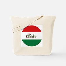 Hungarians 4 PEACE Tote Bag
