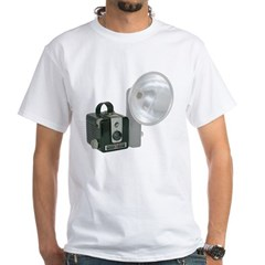 The Brownie Hawkeye Flash Model Shirt