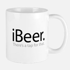 iBeer - There's a Tap For That Mug