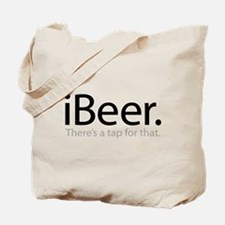 iBeer - There's a Tap For That Tote Bag