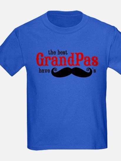 Best Grandpas Have Mustaches T