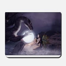 Keeper Of The Light (v1a) Mousepad