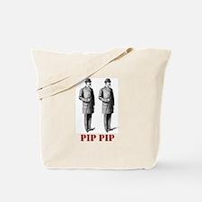 Pip Pip (red) Tote Bag