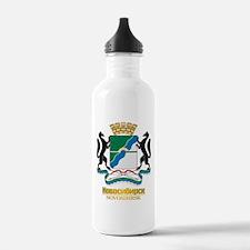 Novosibirsk COA Sports Water Bottle