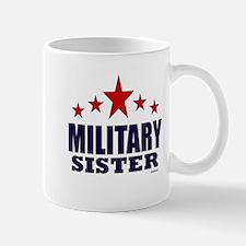 Military Sister Mug
