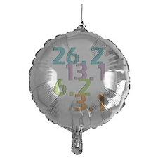 runner distances Balloon