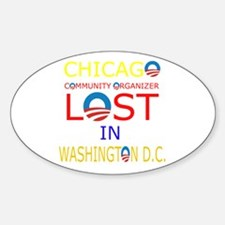 LOST CHICAGO Decal