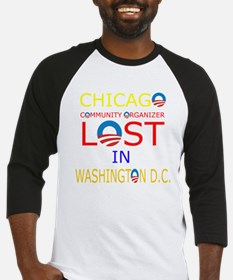 LOST CHICAGO Baseball Jersey
