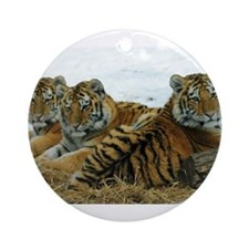 TIGER CUBS Ornament (Round)