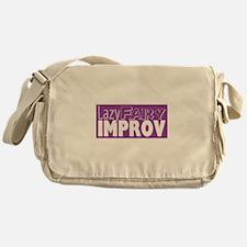 Lazy Fairy Improv Messenger Bag