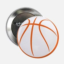 "Basketball 2.25"" Button (10 pack)"