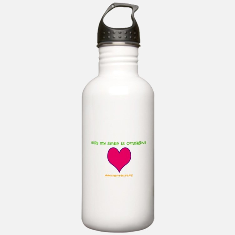 mastocytosis awareness Water Bottle