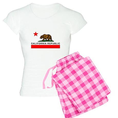 California Republic Women's Light Pajamas