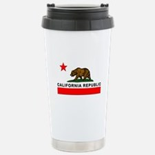 California Republic Travel Mug